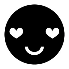 See more icon inspiration related to love, emoticons, emotions, faces, gestures and head on Flaticon.