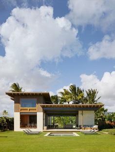 Hale Nukumoi Beach House by Walker Warner Architects 1