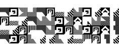 Semaphore boat - Proud Creative #semaphore #geometric