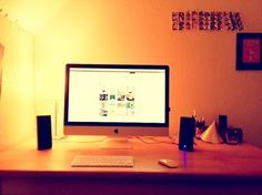 Blog « 1985 Creative #mac #workspace
