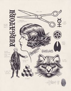 via designspiration #illustration #purgatory