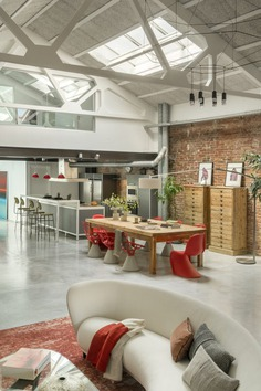 Poblenou Loft, Barcelona / The Room Studio