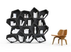 , modular shelving system (15) #modular #furniture #design