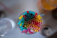 Straws #photo #photography #color #straws