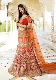 Trendy Punjabi Wedding Dresses