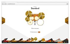 FWA winner | JAM with Chrome #music #illustration #web