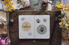 Vintage Logo Templates #logo #logos #identity #templates #mockup #notebook #moleskine #vintagetype #vintage #vintagelogo #retro #retrologo