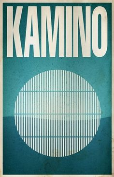 All sizes | Kamino | Flickr - Photo Sharing! #design #wars #poster #star #minimalist
