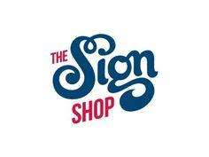 Signshop2 #type #logo #branding #lettering #sign #shop