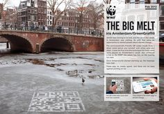 the big melt wwf #wwf #qr #ice