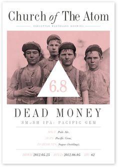 Dead Money SMaSH IPA: Pacific Gem #graphic