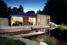 Sustainable Retreat Offering a Great Living Standard in the UK: New Forest House Read more: http://freshome.com/architecture/#ixzz38Hj9fdMY