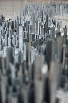 Peter Root artworks | InspireFirst #city #sculpture #staples