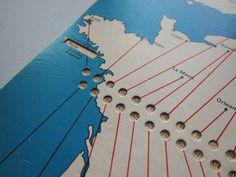 Seaspeed Mileage Indicator #british #seaspeed #design #graphic #rail