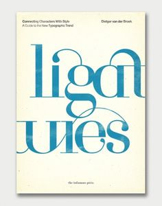 Morten Iveland – The Infamous Press / Aqua-Velvet #design #graphic #typography
