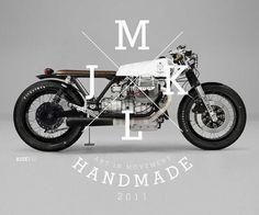 Ottonero Cafe Racer: 850 xv10 #type #design #motorcycle