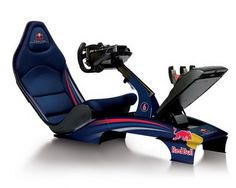 The F1 Red Bull seat by Playseats for simulating gaming experience | Roundedoff #gaming