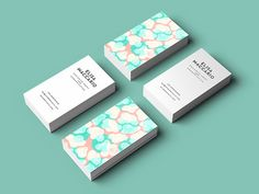 Today I Love This #branding #business card #pattern