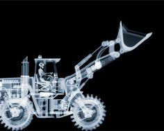 X-Ray Photography by Nick Veasey #photography