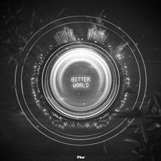 Bitter World by ~femstah #bitter #world #cover #femstah #ace #hood #cd