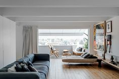 BA Apartment in Lisbon / Atelier Data