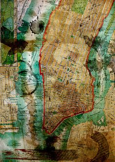 NYC Old Map