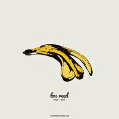 Lou Reed #cinismo #ilustrado #velvet #underground