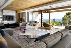 ARRCC Create a Modern and Sophisticated Cape Town Villa - InteriorZine #decor #interior #home