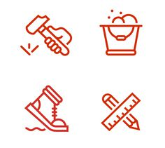 Treadwell Icons by Perky Bros