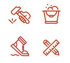 Treadwell Icons by Perky Bros