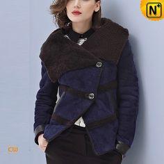 Merino Shearling Coat for Women CW644150 #women #shearling #coat