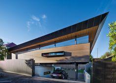 Demanding Modern Design for Two-Level House Extension in Australia