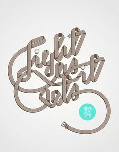 CUSTOM LETTERS, BEST OF 2010 DAY 2 — LetterCult #blet #lettering #as #illustration #it #purak #marco #tight #type #gets