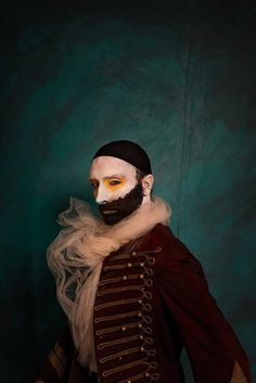 Conceptual and Fine Art Portraits by Damian Siqueiros
