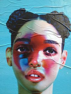 FKA Twigs #album #face #poster