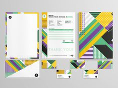 EVGENI | Identity Design on Behance