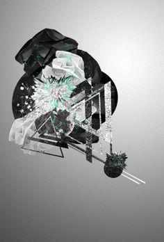 Joost Huver - Designer & Student #design #graphic #illustration #art #work