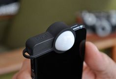 Luxi Light Meter Attachment for iPhone #iphone #gadget
