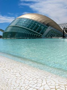 CJWHO ™ (The City of Arts and Sciences, Valencia, Spain by...)