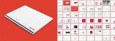 https://www.behance.net/gallery/27125543/OGO branding, identity, logo, pattern, red, generative, corporate, stationery, design, id