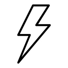 See more icon inspiration related to flash, thunder, bolt, weather, lightning, electricity, electrical and technology on Flaticon.