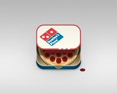 Food App Icons - Julian Burford #icon #app #food