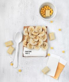 Pantone Tarts | Fubiz™ #photo