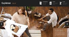 The Best Designs / Best Web Design Awards & CSS Gallery » Gallery #dfdfdf