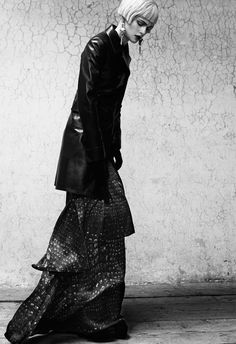 Ilda Lingdqvist for Plaza Magazine by Ceen Wahren #fashion #photography