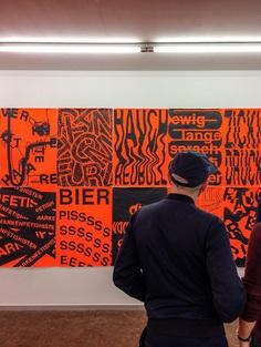 """thomaskronbichler: """"Studio Mut workshop at Weltformat festival Lucerne. Tutors: Thomas Kronbichler, Martin Kerschbaumer (Studio Mut) """""""