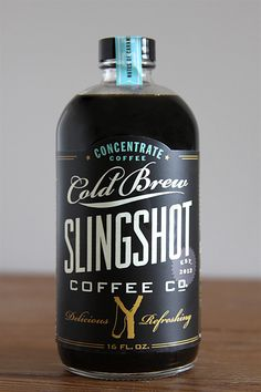 BRANDED: SLINGSHOT COFFEE CO.