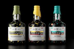 The Perfect Beer to Dance the Night Away With — The Dieline - Branding & Packaging Design