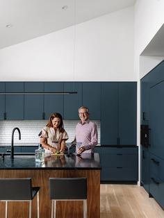 An Austin Architect and Designer Son Turn a 1980's Condo Into a Modern Respite