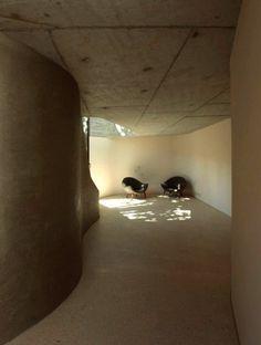 Dezeen » Blog Archive » Maison L by Christian Pottgiesser #interior #maison #concrete #design #architecture #pottgeisser